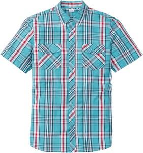 Koszula bonprix John Baner JEANSWEAR z krótkim rękawem