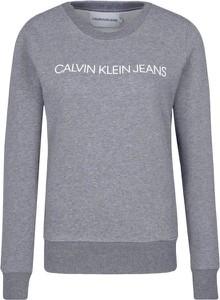 Bluza Calvin Klein w street stylu krótka
