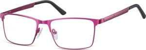 Stylion Oprawy okularowe zerówki metalowe Sunoptic 997E