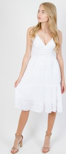 Sukienka Olika na ramiączkach midi