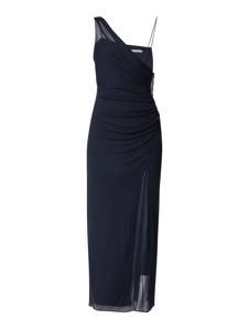Sukienka Christian Berg Cocktail z asymetrycznym dekoltem maxi bez rękawów