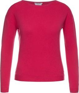 Różowy sweter Liu-Jo