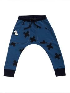 Granatowe spodnie dziecięce CudiKiDS