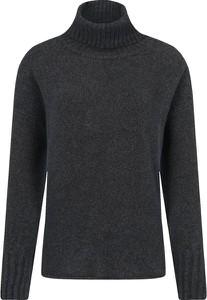 Czarny sweter Max & Co. z wełny