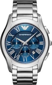 Zegarek EMPORIO ARMANI - Valente AR11082 Silver/Silver