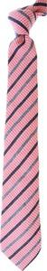 Różowy krawat Fefe Napoli