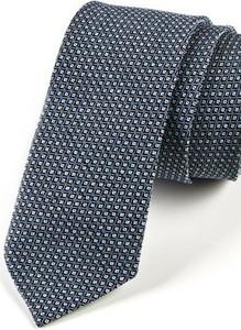 Krawat HisOutfit z jedwabiu
