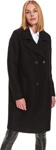 Płaszcz Top Secret z wełny
