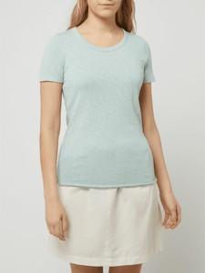 T-shirt Marc O'Polo DENIM z bawełny z okrągłym dekoltem w stylu casual