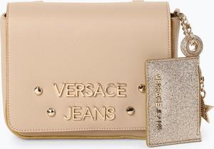 Różowa torebka Versace jeans
