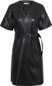 Czarna sukienka InWear mini