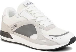 Buty sportowe Versace Jeans sznurowane