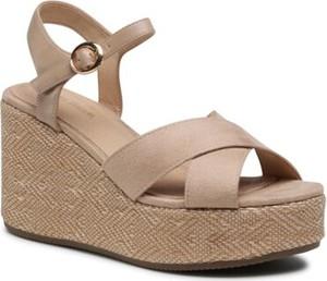 Sandały Clara Barson z klamrami