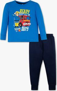 Niebieska piżama C&A
