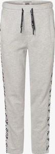 Spodnie sportowe Tommy Jeans z dresówki