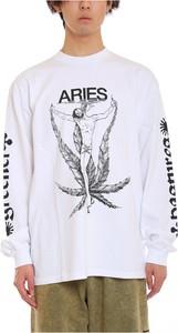 Bluza Aries z bawełny w młodzieżowym stylu