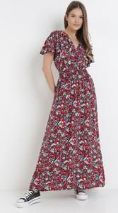 Sukienka born2be w stylu boho maxi