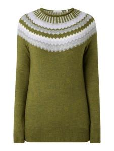 Sweter Christian Berg Women w stylu casual z wełny