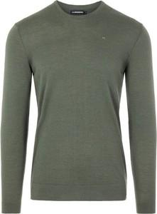 Zielona bluza J. Lindeberg