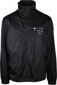 Czarna kurtka Prada w stylu casual