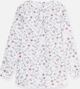 Bluzka dziecięca Sinsay w kwiatki