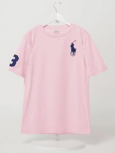 Koszulka dziecięca POLO RALPH LAUREN z krótkim rękawem dla chłopców