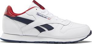 Buty sportowe dziecięce Reebok ze skóry