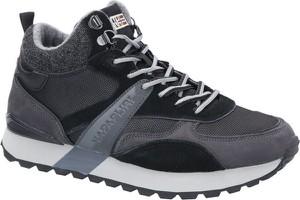 Czarne buty sportowe Napapijri