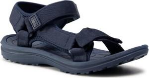 Buty dziecięce letnie Sprandi dla chłopców na rzepy