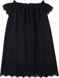 Granatowa sukienka dziewczęca Kids Only