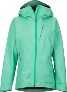 Zielona kurtka Marmot w stylu casual krótka