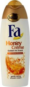 Fa, Honey Creme, żel pod prysznic, Golden Iris, 250 ml