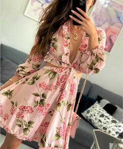 Sukienka Smlfashion.pl w stylu casual