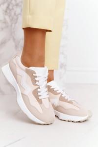 Buty sportowe Ps1 sznurowane z zamszu z płaską podeszwą