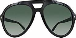 amazon.de DSQUARED Okulary przeciwsłoneczne (dq0226), kolor: czarny błyszczący