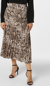 Brązowa spódnica Marie Lund w stylu casual