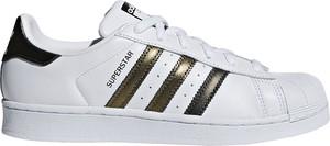 Trampki Adidas niskie z płaską podeszwą superstar