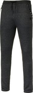 Czarne spodnie sportowe Kangol