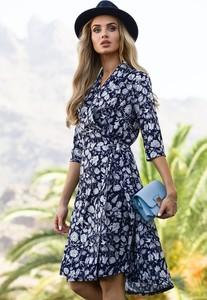 62e2a2fb28 Granatowe sukienki