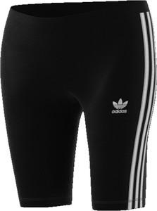 Czarne szorty Adidas