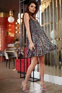 Sukienka Awama mini na ramiączkach