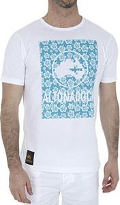 T-shirt Altonadock w młodzieżowym stylu z krótkim rękawem