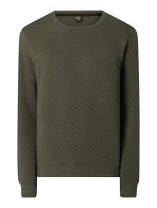 Zielona bluza S.Oliver Red Label w stylu casual z bawełny