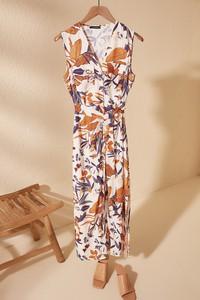 Sukienka Trendyol z długim rękawem w stylu casual maxi