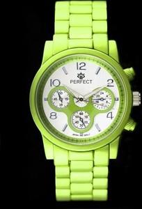 ZEGAREK DAMSKI PERFECT - FIESTA - (zp684b) - Zielony