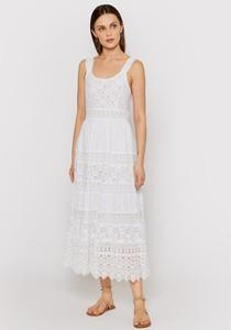 Sukienka Iconique z okrągłym dekoltem
