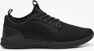 Cropp - Niskie sneakersy - Czarny