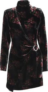 Sukienka Custommade w bożonarodzeniowy wzór mini