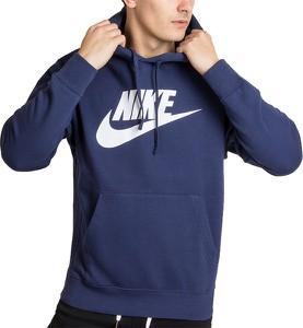 Granatowa bluza Nike w sportowym stylu