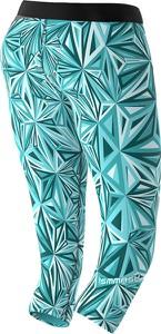 Niebieskie legginsy Smmash z tkaniny